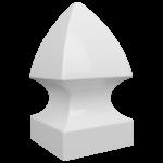 """5"""" Gothic Post Cap"""