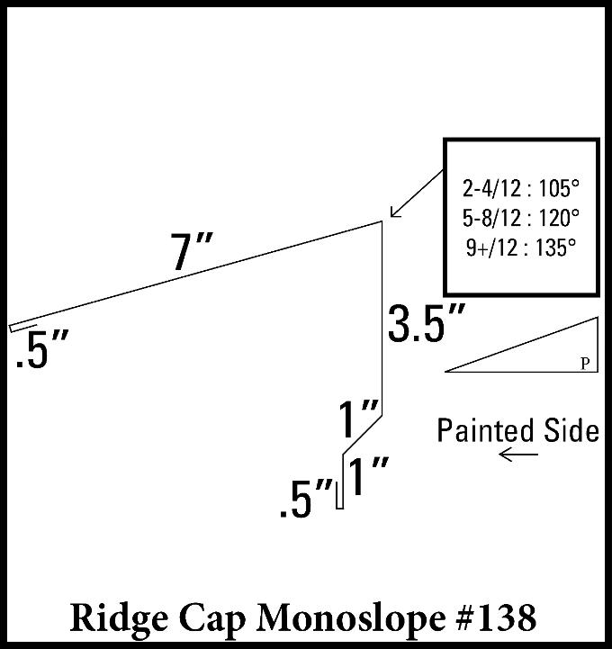 Monoslope Ridge Cap