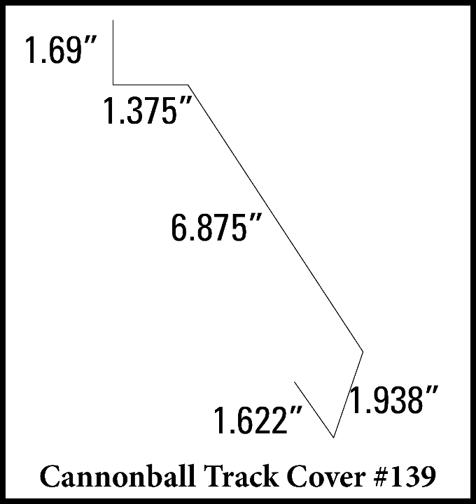 Cannonball Track Cover