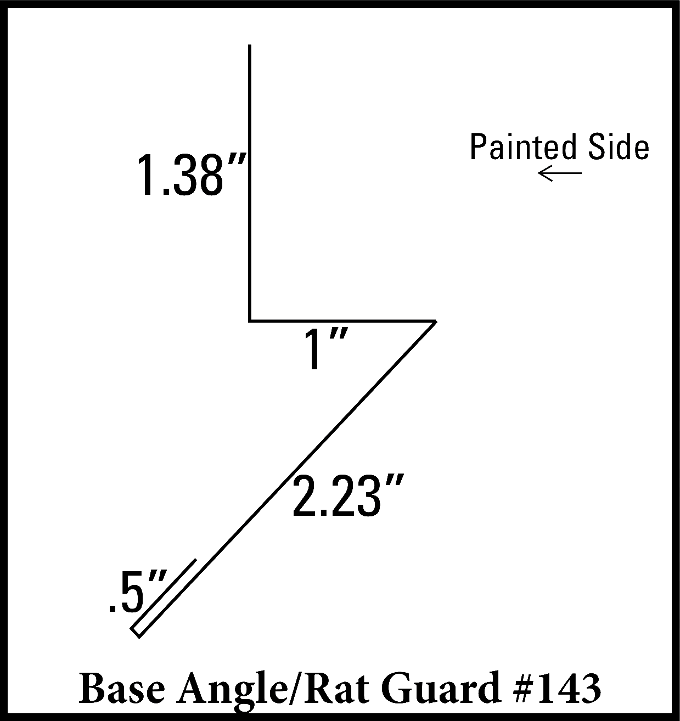 Base Angle/Rat Guard