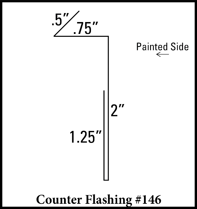 Counter Flashing