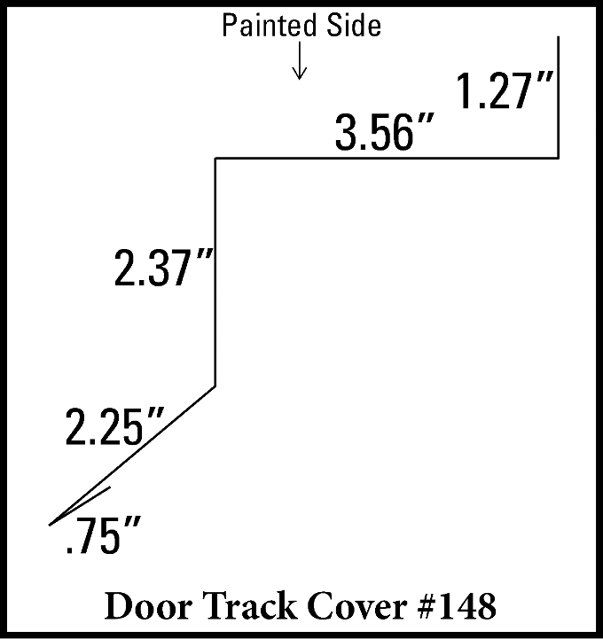 Door Track Cover