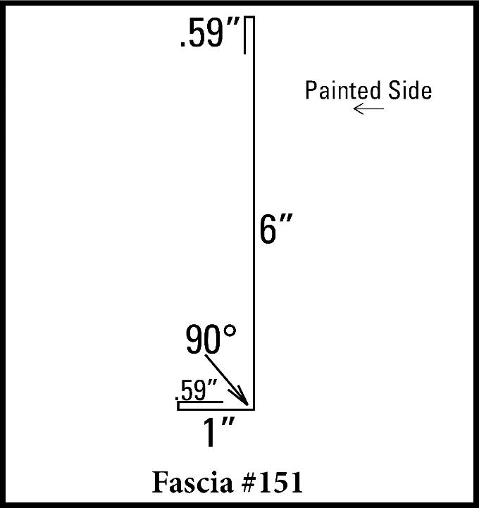 """6"""" Fascia"""