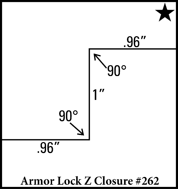 Armor-Lock Z-Closure