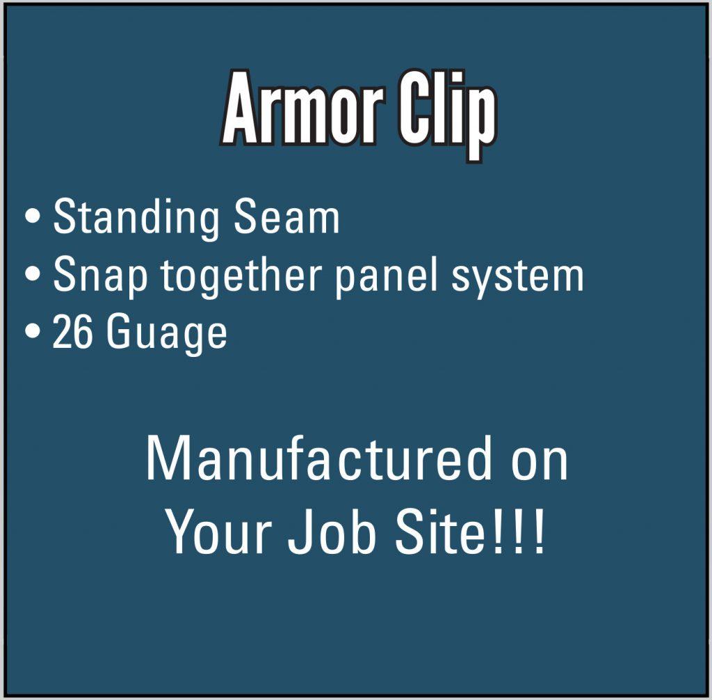 Armor Clip Bullets