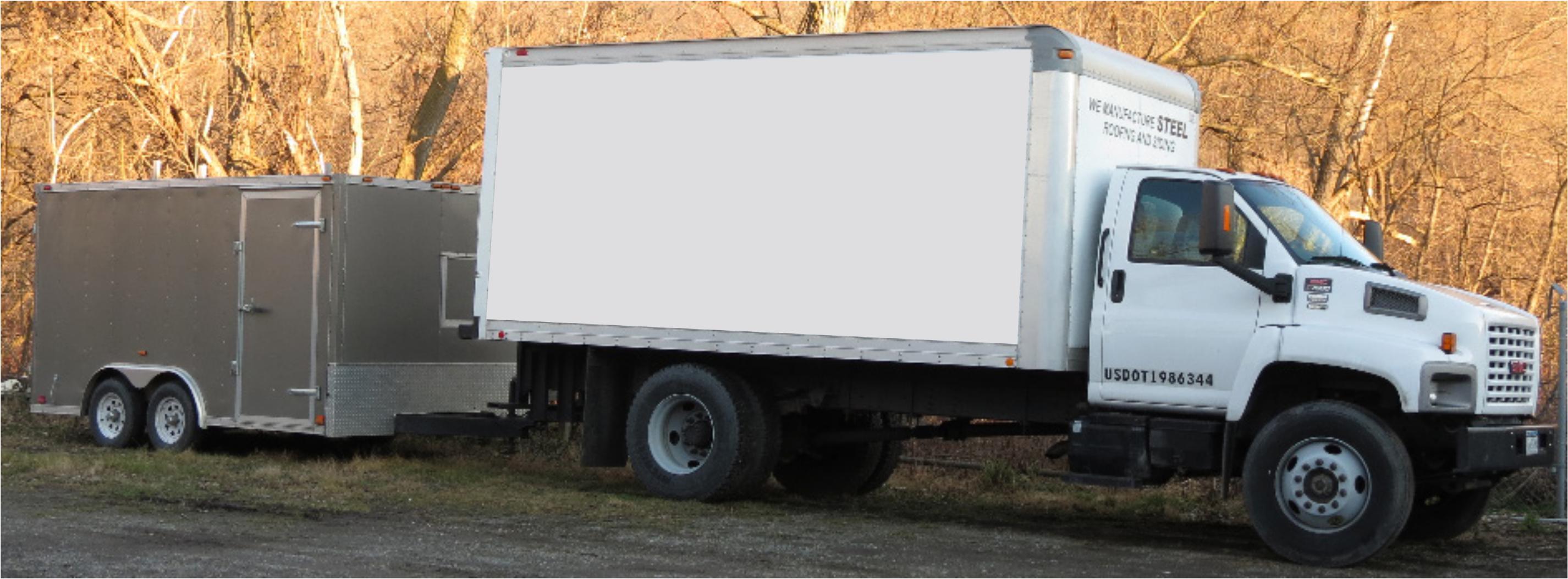 Standing Seam Truck