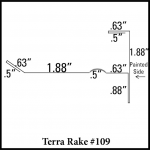 109 Terra Rake
